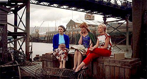 Barbara, Patsy and Trixie