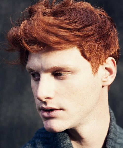 10 Best Images About Men S Messy Hairstyles On Pinterest