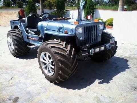 Indian Offroads 4x4 Custom Modified Jeeps Mahindra Classic
