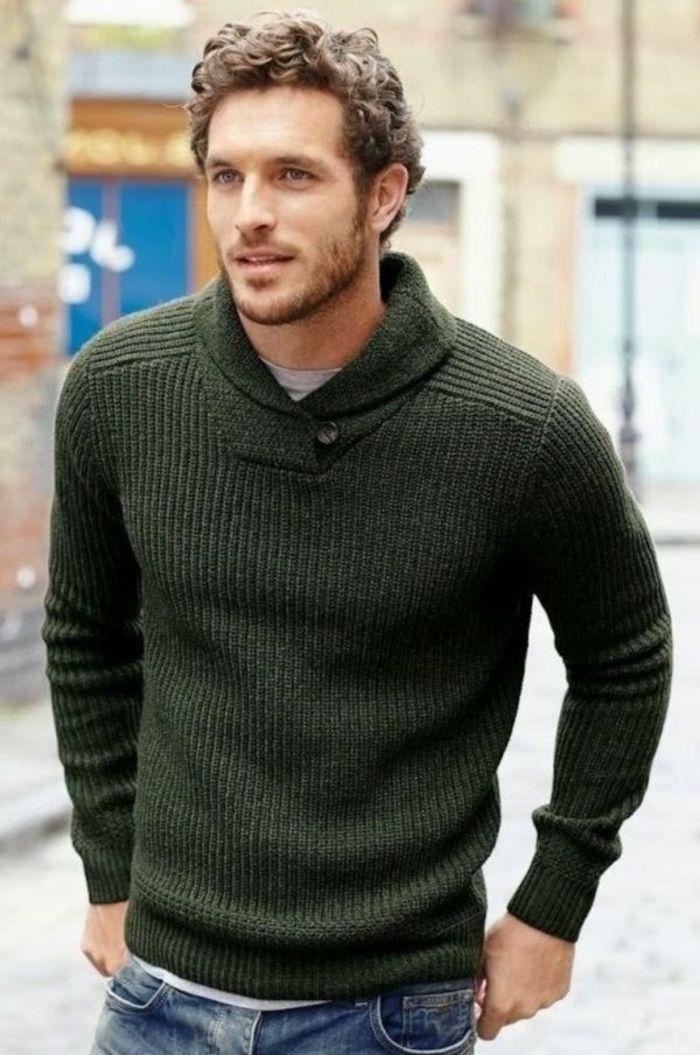 Der Herren Pullover Gebrauchsanweisungen