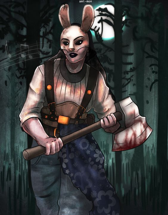 how to play the huntress dead by daylight