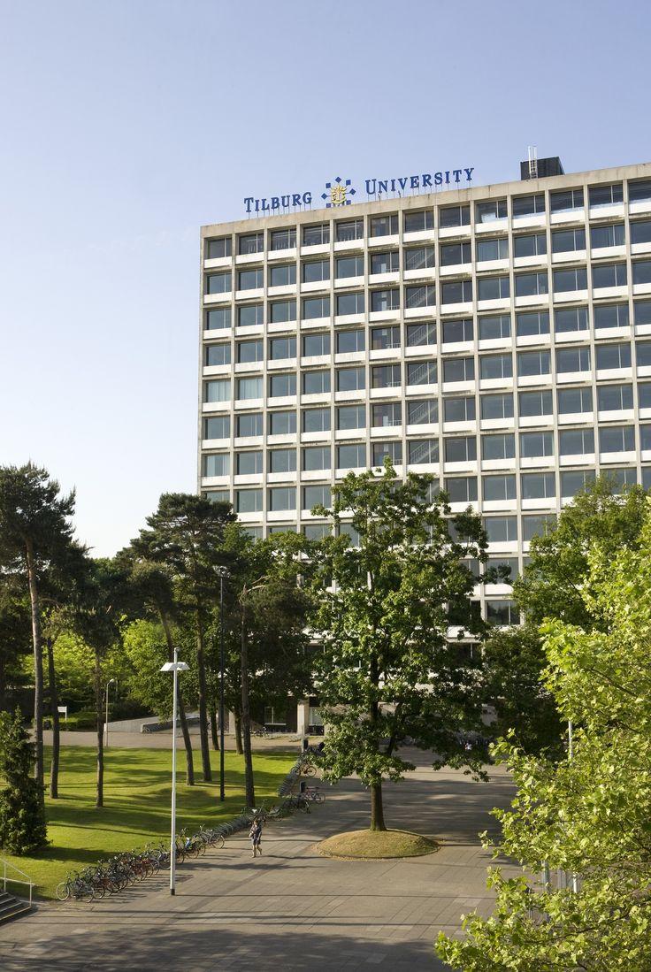 Building of Tilburg University