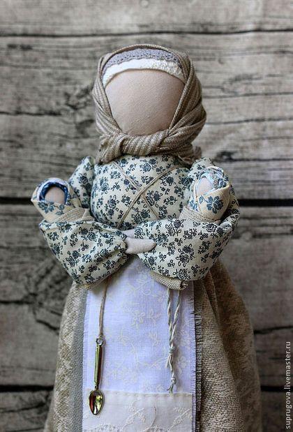 "Народные куклы ручной работы. Ярмарка Мастеров - ручная работа ""Мамушка-кормилица""  обережная кукла. Handmade."