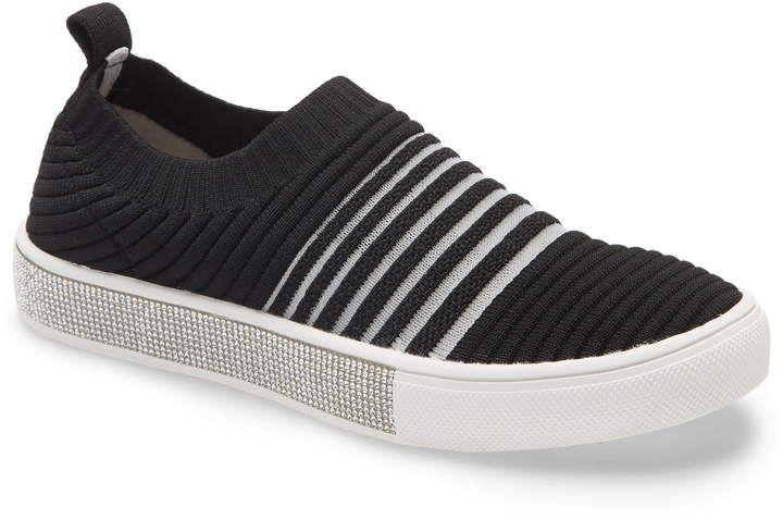 Bernie Mev. Knit Platform Sneaker