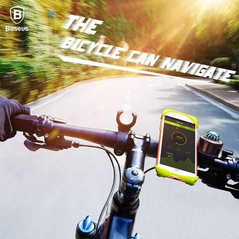 Baseus Bicycle Phone Holder For Iphone X 8 Samsung S9 Bike Mount