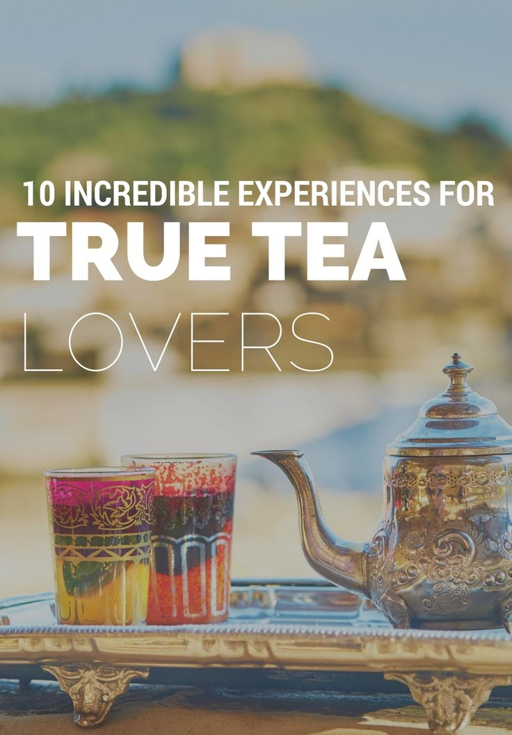 From stateside tea houses to timeless ceremonies in Japan, these are our favorite experiences around the world for tea-lovers. Get brewing.