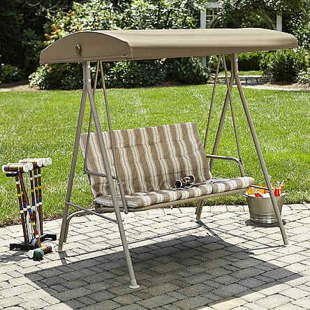 Lovely 10 Most Enjoyable Patio Swing With Canopy Under $150