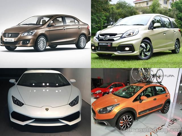 Slideshow : Car and bike launches in September - Nine car and bike launches in September 2014 - The Economic Times