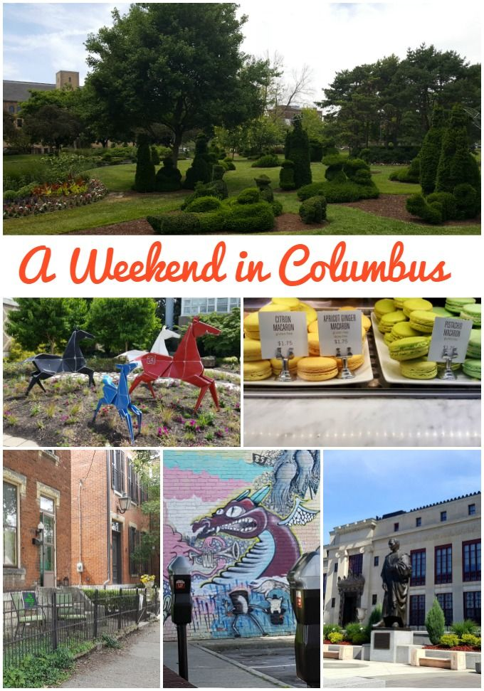 I spent a weekend in Columbus, Ohio and discovered tons of fun things to do in Columbus. @expcols #ExpCols (ad)