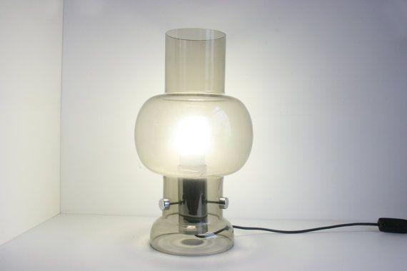 Schreibtisch-Lampe Mitte Jahrhundert 70er Jahre von vintagemoodsNL