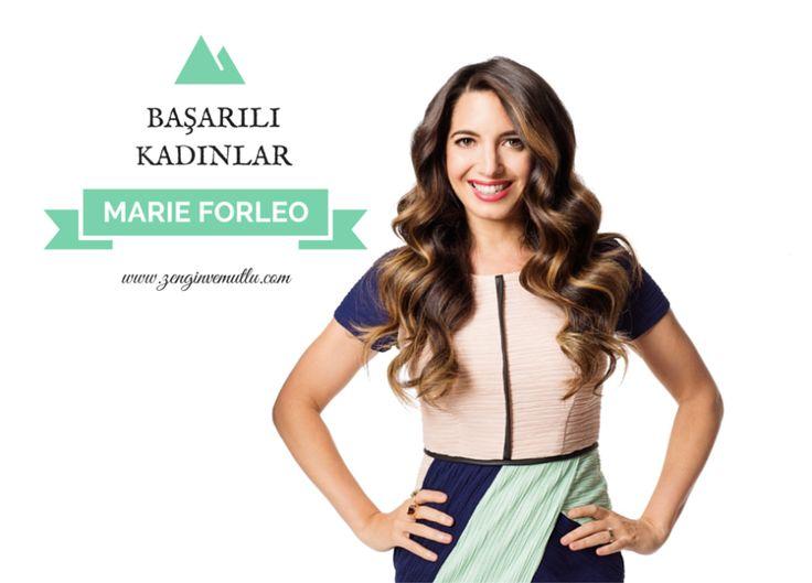 Başarılı Kadınlar: Marie Forleo