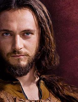 athelstan-If he gets much hotter he's gonna burn the screen...