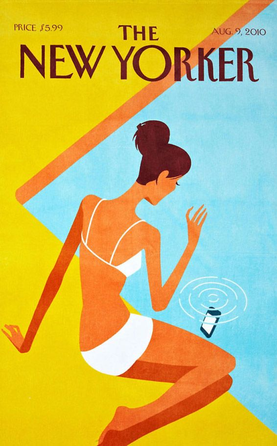 TAKE THE NEW YORKER TO THE BEACH | AUGUST 5
