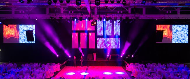 How stage design can transform your next event