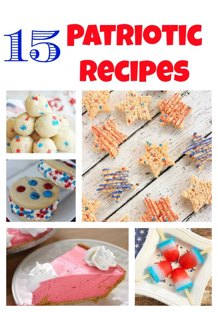 4th of july recipes the chew