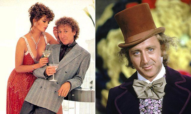 How Gene Wilder's characters concealed a life battered by tragedy