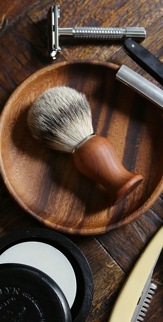 Limited Edition Shaving Brush by Brooklyn Grooming