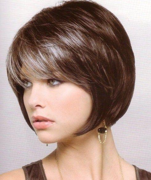 Прически каскад на короткие волосы фото