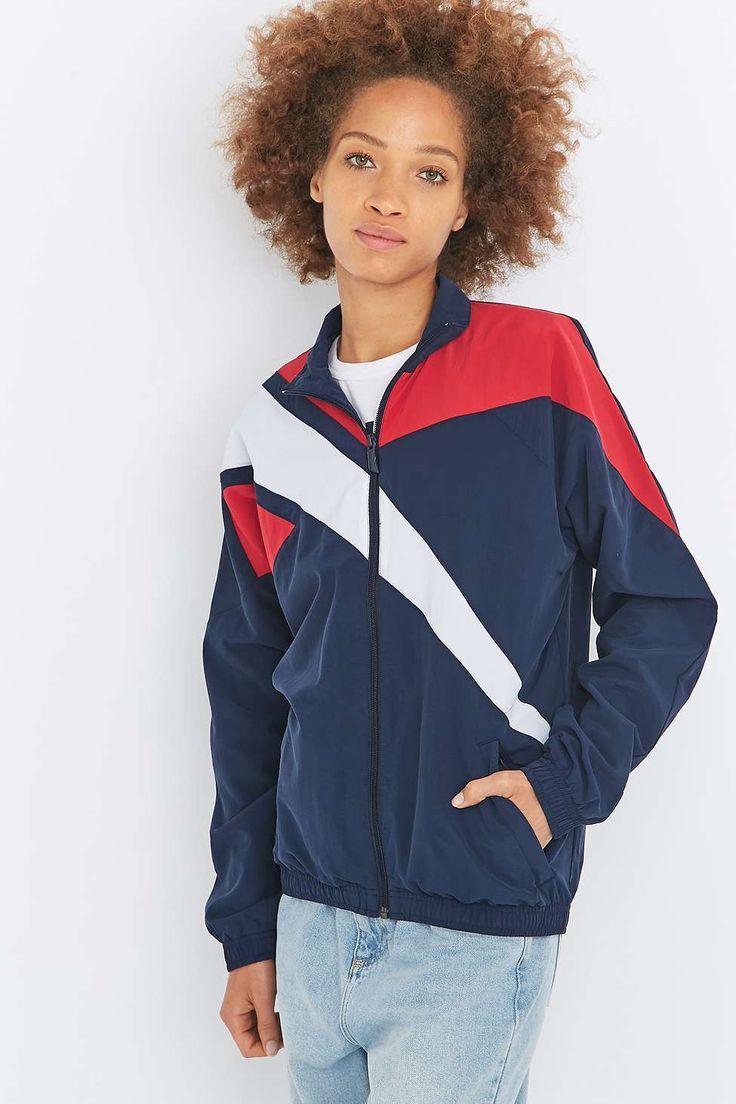 Reebok Retro Colourblock Zip Jacket