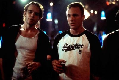 Nick Stahl and Brad Renfro (RIP)