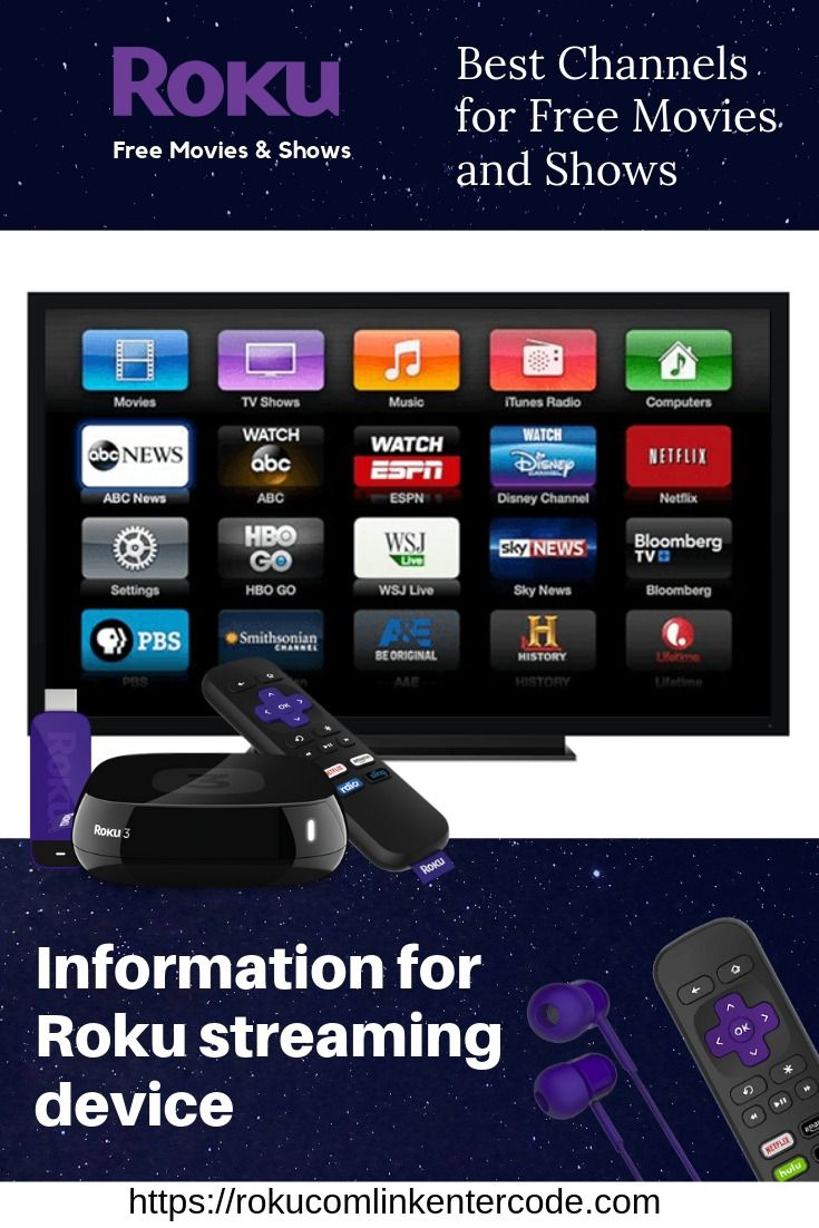 Easy Ways to Find Free Movies & Shows on Roku | https
