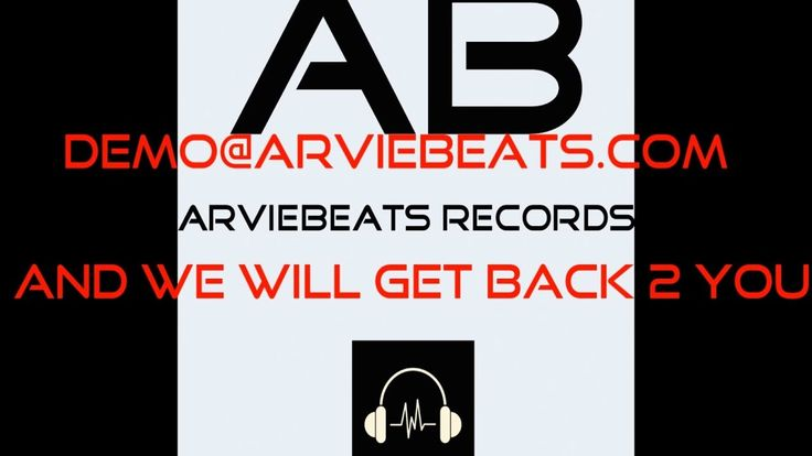 Send your demo to Arviebeats Records!When we release your track we will ...