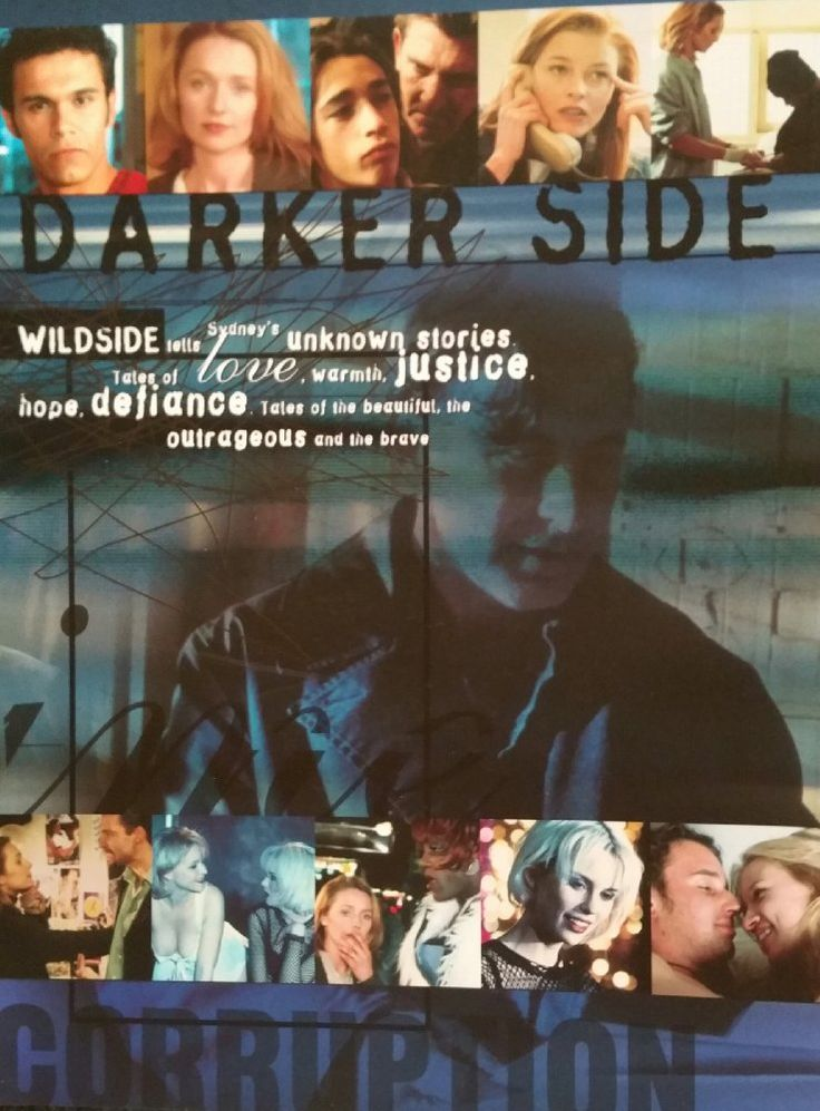 Australian | Wildside, starring Tony Martin, Rachel Blake, Aaron Peterson, Alex Dimitriades, Richard Carter, Mary Coustas, Abi Tucker, Jessica Napier and Victoria Longley, 1997-99