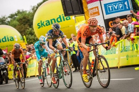 The Tour de Pologne – Rafal Majka in the yellow jersey | Link to Poland