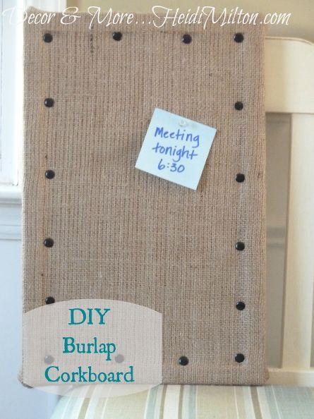 how to make burlap pocket coils for upholstery