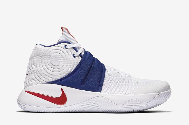 """Nike KYRIE 2 """"USA"""" - EU Kicks: Sneaker Magazine"""