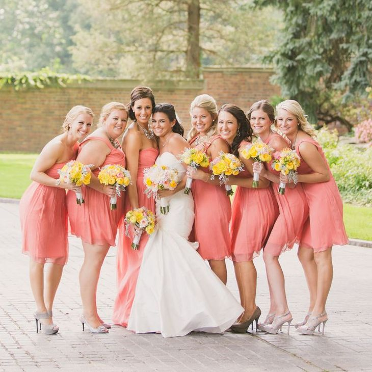 154 Best Ideas About Coral Wedding On Pinterest