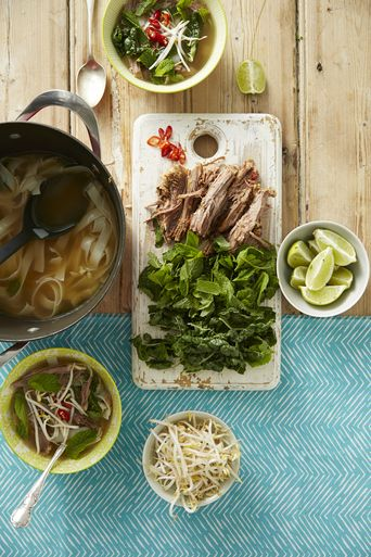 Cheat's One Pan Pho from the One-Pot Wonders cookbook by I Quit Sugar.