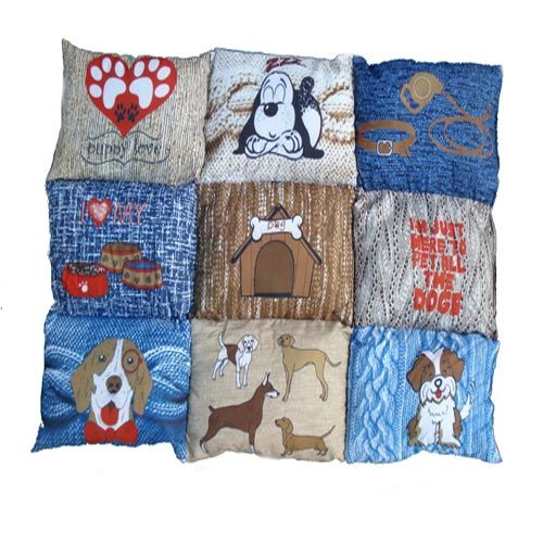 Idee regalo e arredo : Tappeto Imbottito retro Antiscivolo Cuccia per Animali Cani e Gatti
