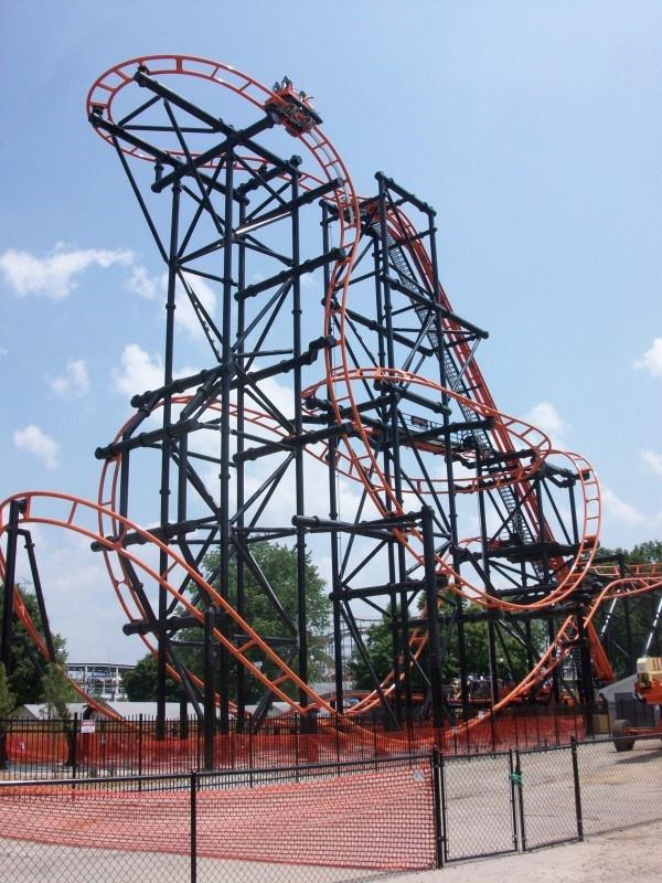 beach roller coaster - photo #28