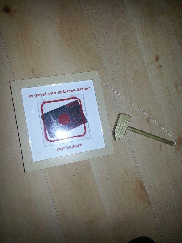 Origineel cadeau (bioscoopbon, sauna enz)