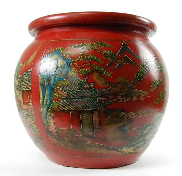 chinese porcelain garden stool sale | This antique ceramic Chinese pot has been newly painted with  sc 1 st  Pinterest & 11 best GARDEN STOOL images on Pinterest | Garden stools Ceramic ... islam-shia.org
