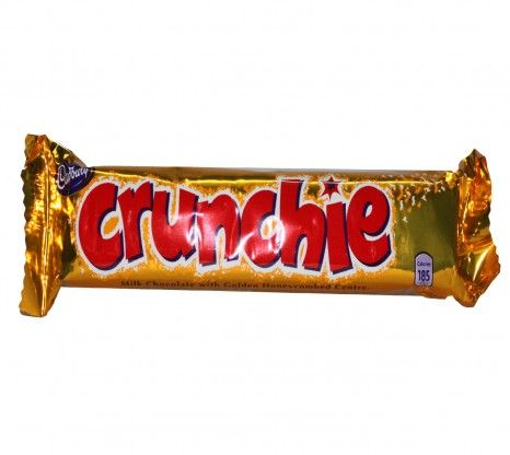 Cadbury Crunchie Chocolate 40g at Rs.60