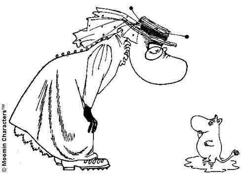 10 wonderful facts about Moominpappa that'll make you love him even more