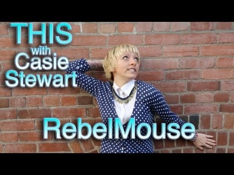 THIS with Casie Stewart: RebelMouse - Learn how to organize all of your social sites into one spot!