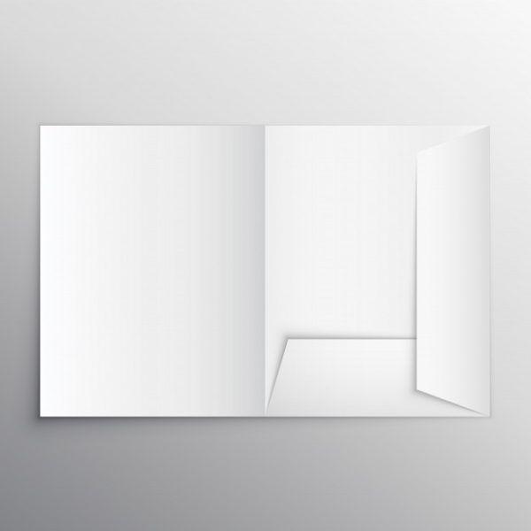 Custom Presentation Folders Printing with Free Shipping  - Pocket Folders Printing - PrintingSolo