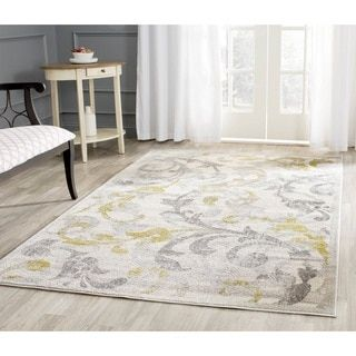 Safavieh Indoor/ Outdoor Amherst Ivory/ Light Grey Rug (8u0027 X 10u0027) By  Safavieh. Grey RugsOutlet StoreIndoor ...