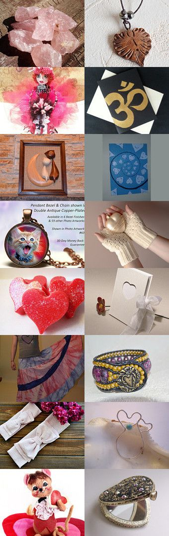 Leave A Trail Of Love by Katherine Mills on Etsy--Pinned with TreasuryPin.com