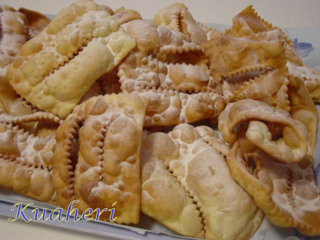 Chiacchiere fritte o al forno TM31 - http://www.food4geek.it/ricette/chiacchiere-fritte-o-al-forno-tm31/