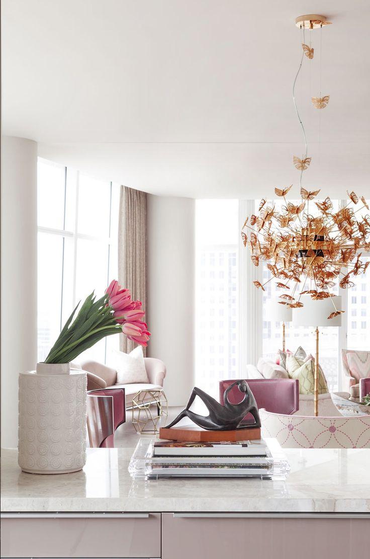 Interior design inspirations for scandinavian flat.