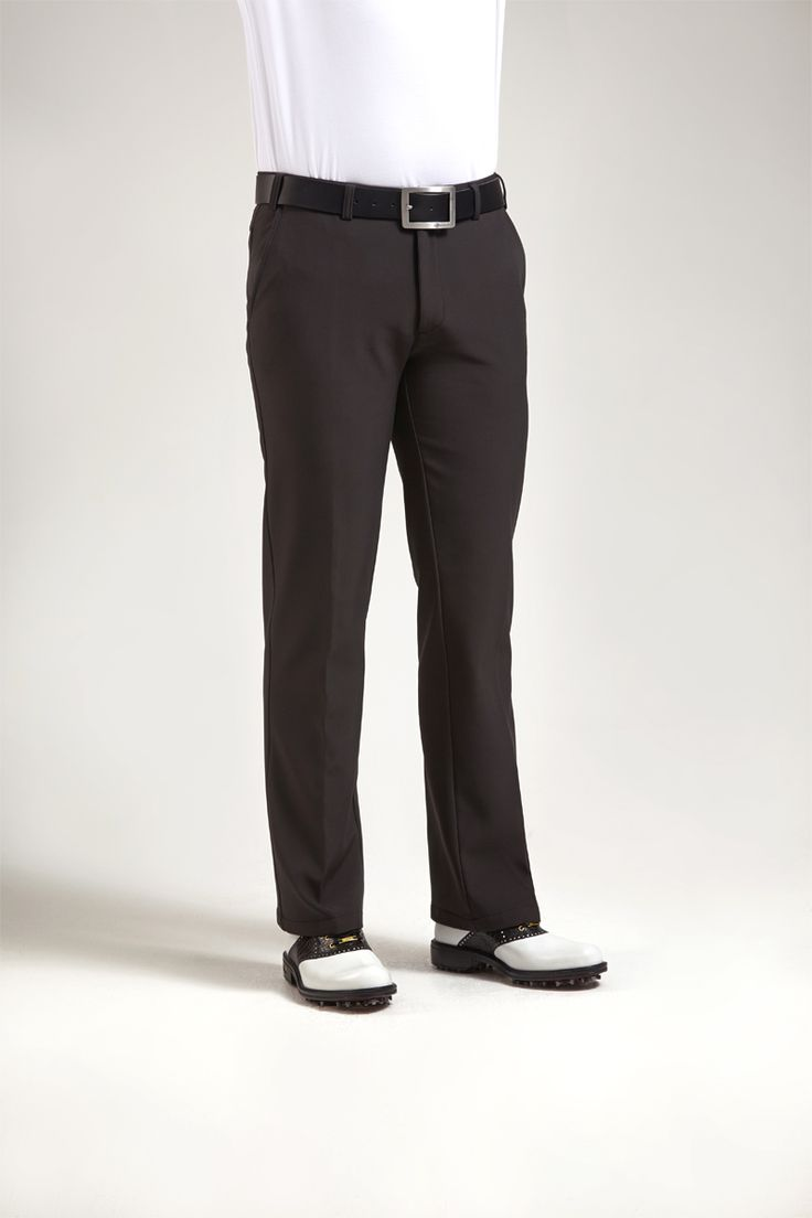 Glenmuir Mens Technical Water Resistant Winter Golf Trousers