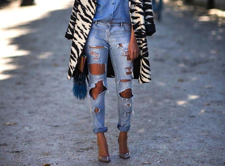 Szaggatott farmer körkép - A fast fashion boltoktól a DIY módszerekig - találd meg a tökéletes szaggatott nadrágot!