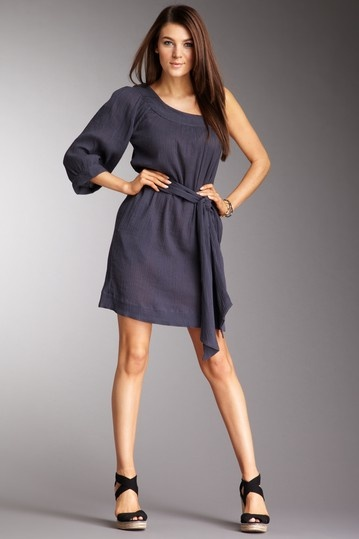 French Connection  Cara Cheesecloth Dress, $39