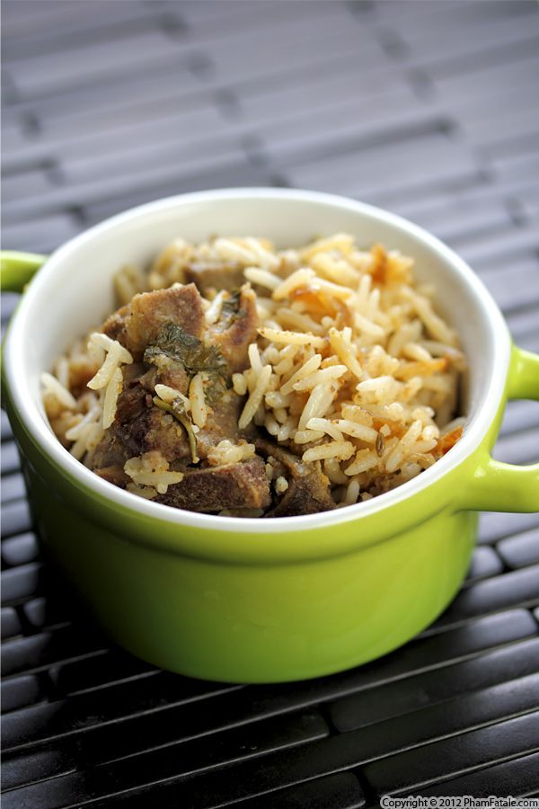 Best 25 goat biryani recipe ideas on pinterest briyani recipe goat biryani recipe forumfinder Images