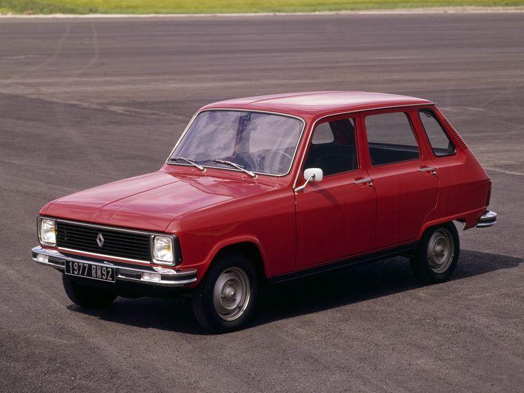 Renault 6 L (1977).