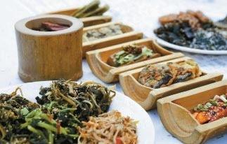 Korean temple cuisine